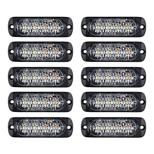 24V Led Flashing Lights - 3