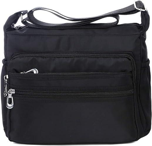 Waterproof Shoulder Bag Messenger Bag