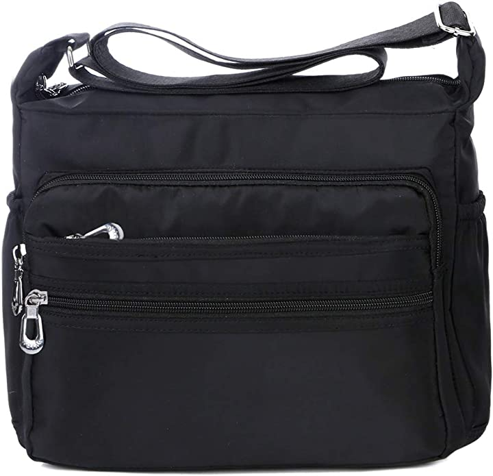 Top 14 Best Crossbody Bags For Moms (2020 Reviews & Buying Guide) 2