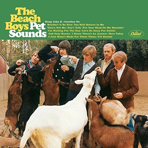 - Pet Sounds (Mono & Stereo Remasters)
