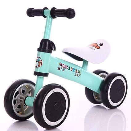 Bicicleta de equilibrio para niños de 1-3 años de edad, chrildren bicicletas para