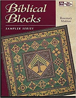 Best-Loved Quilt sewing pattern /& templates Job/'s Tears Quilt /& Block