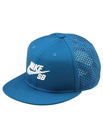 Nike Y NSW Arobill SB Trucker Gorra de Tenis, niños, Azul ...