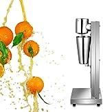 180W Commercial Milkshake Maker Stainless Steel Electric Drink Mixer Shake Machine