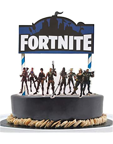 BestBalloons Fortnite Video Game Cake Topper