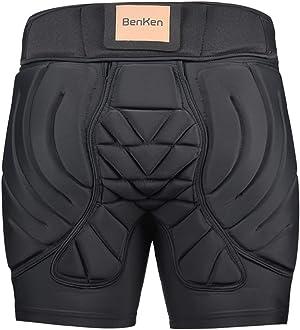 BenKen Hip Protective Padded Short Pants