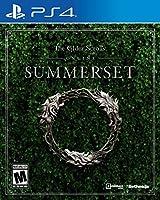 The Elder Scrolls Online: Summerset Upgrade - PS4 [Digital Code]