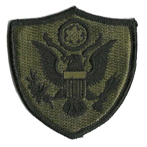 Presidential Patch - Presidential Seal Tactical Patch with Velcro (Olive Drab)