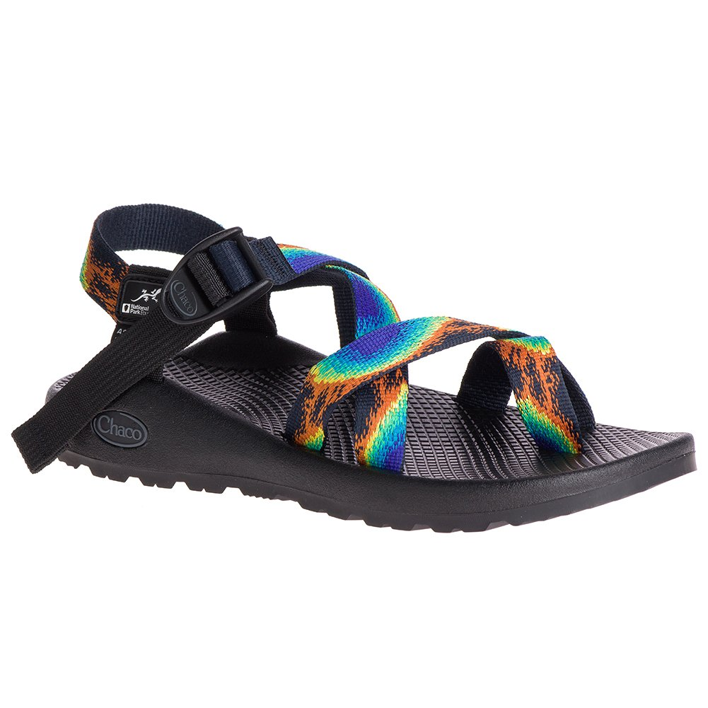 Yellowstone Total Eclipse Chaco Women's Z2 Classic Athletic Sandal