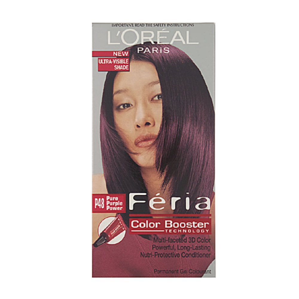 Semi Permanent Hair Color Level