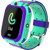 MOZUN Reloj inteligente para niños, multifunción, reloj infantil con función de posicionamiento GPS, apto para…