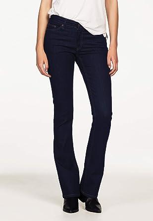 838220de20 Ellos Women s Plus Size Bootcut Jeans at Amazon Women s Clothing store