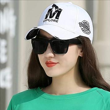 Mountr Sombreros Mujer Verano Pato Lengua Gorra Chapeau Versión ...
