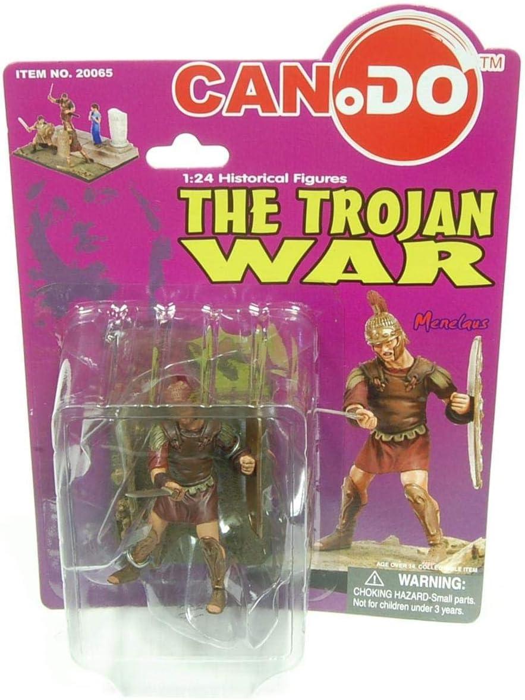 Amazon.com: Can.DO Dragon 1:24 Historical Figures The Trojan ...