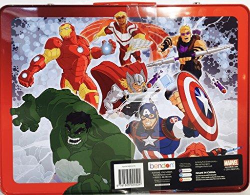 BENDON MARVEL Avengers Activity Kit: Story and Activity B...