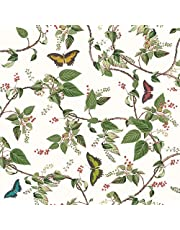 Butterfly Paradise Lunch Size Napkins, 20 Pack