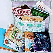 Kemet Kids - I Read Chapter Books - Book Club For Tweens: Boy Themes
