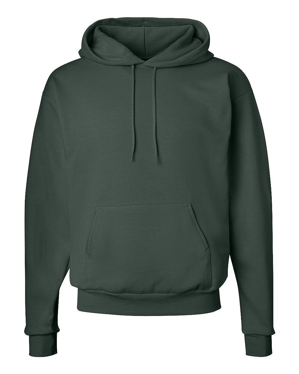 Hanes by ComfortBlend EcoSmart Pullover Hoodie Sweatshirt