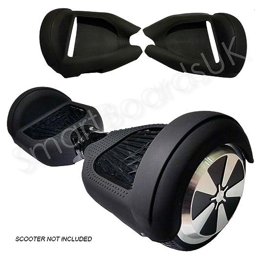 65 opinioni per Cover in gel di silicone per Hoverboard e swegway con ruote da 6,5 pollici,