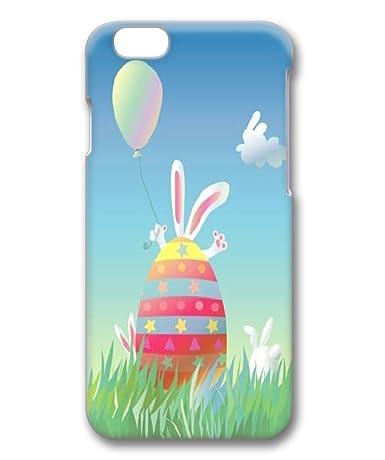 Cute Rabbit Wallpaper Iphone 6 Cases Iphone 6 Case Amazon