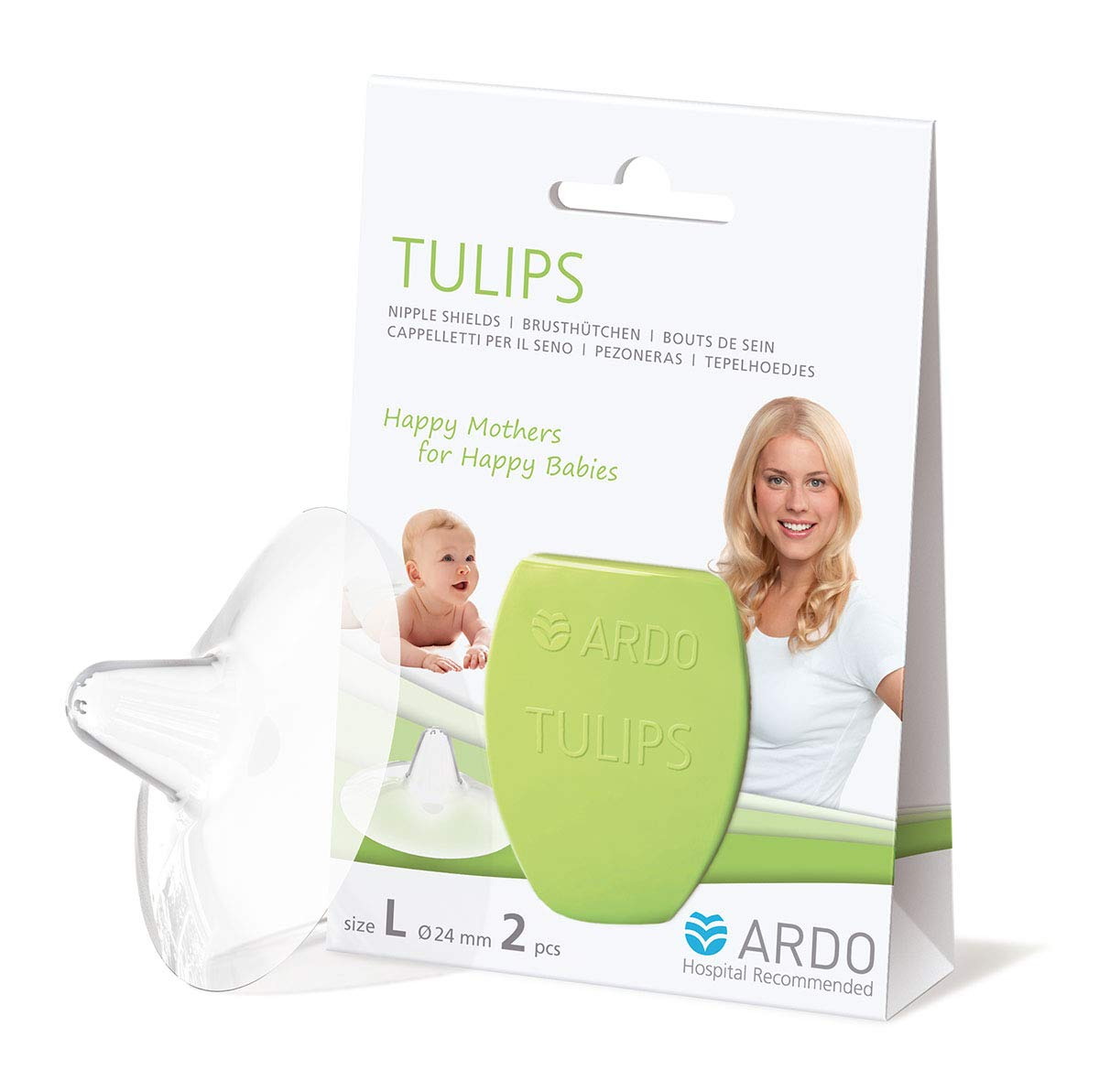 Ardo medical Tulips Contact Nipple Shields