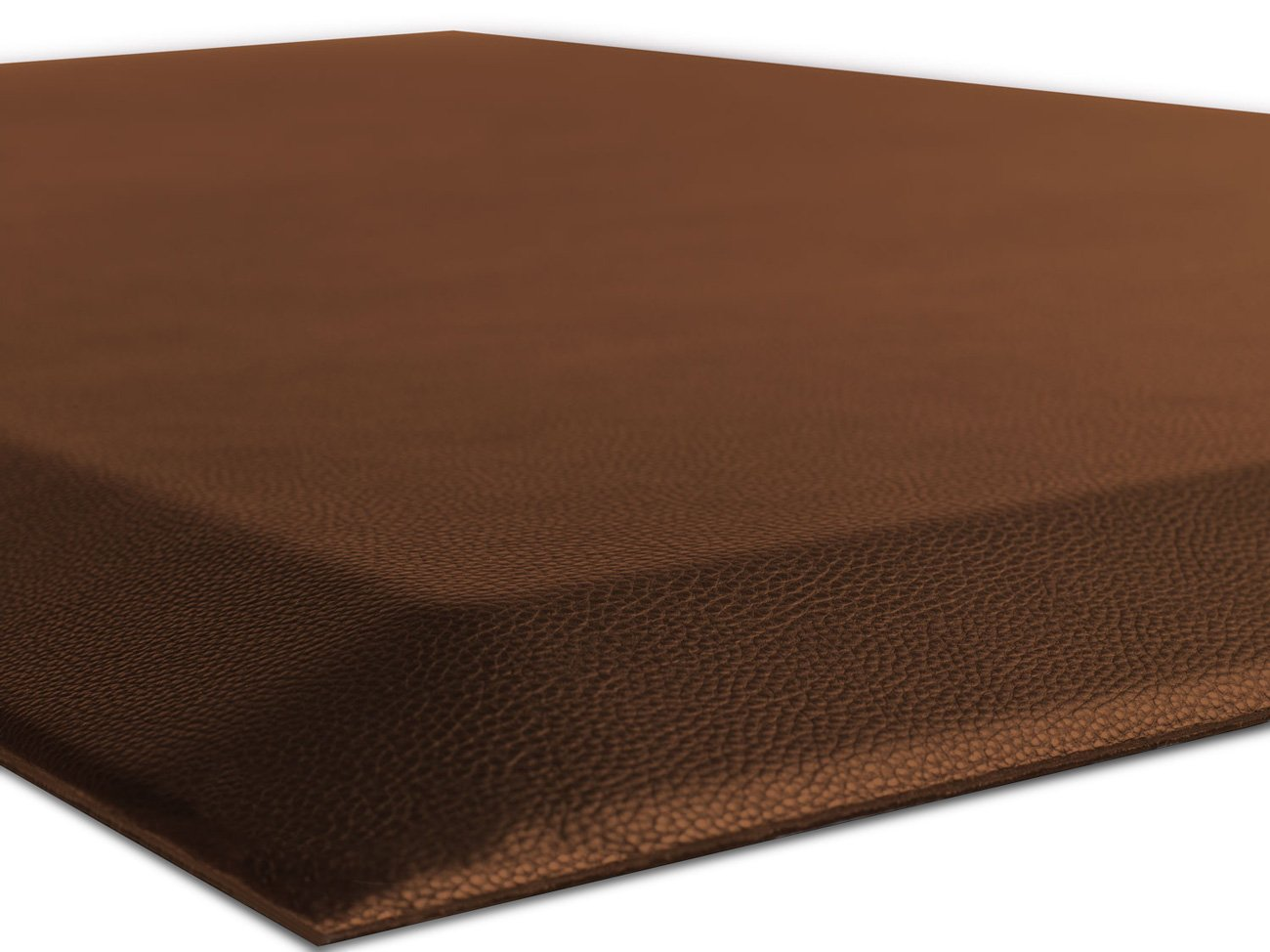 The Original 3/4'' GORILLA GRIP (R) Premium Anti-Fatigue Comfort Mat, Perfect for Kitchen and Office Standing Desk, Ergonomically Engineered, 6 Colors and 3 Sizes, Non-Toxic, 70x24 inches (Brown)