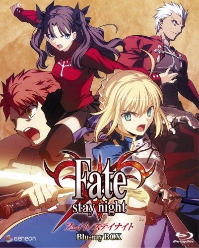 Fate/stay night Blu-ray BOX <期間限定生産>