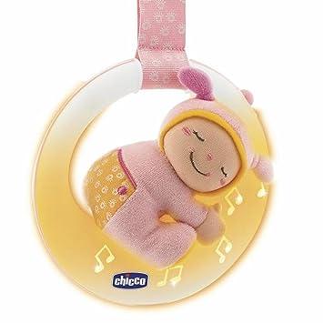 Luce Notturna Bambini Prenatal.Luce Notturna Chicco Buonanotte Luna Rosa