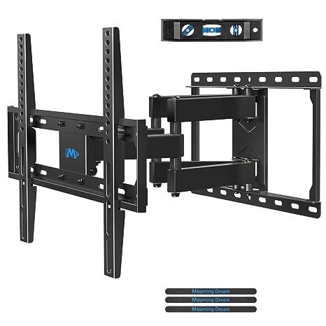 Mounting Dream Soporte de Pared TV Giratorio Inclinable para la Muchos 66cm-140cm (26