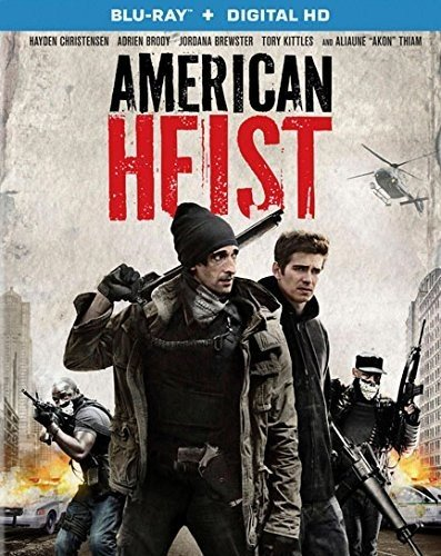 American Heist [Blu-ray + Digital HD]