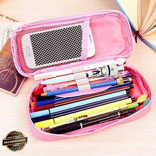 b5856cc7fc0a Gatton New Stationery Pen Pencil Cases Cosmetic Storage Bag Travel Makeup  Brush Box MT | Style TRVIHR-11292238