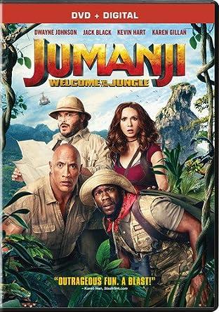 new jumanji movie stream