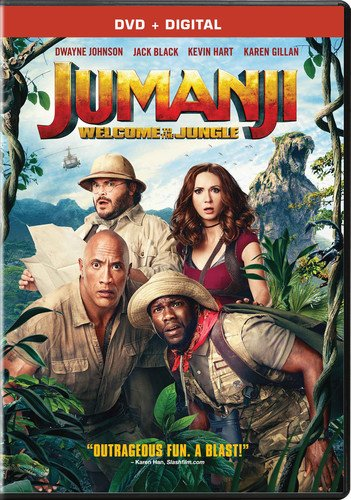 Jumanji: Welcome to the Jungle (Best Time To Purchase A Tv 2017)