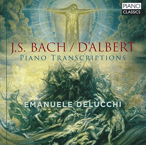 CD : EMANUELE DELUCCHI - Piano Transcriptions (CD)