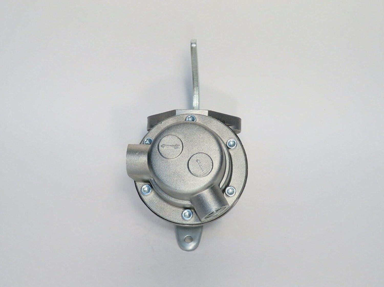 EPC Mechanical Fuel Pump PTZ Brand Fits Triumph TR6 TR250 /& GT6 FP14440