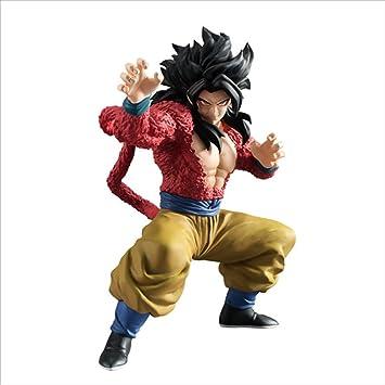 bandai shokugan styling super saiyan 4 son goku dragon ball gt
