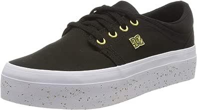 DC Shoes TRASEPLTFM TXSE J SHOE 201 Spor Ayakkabılar Kadın