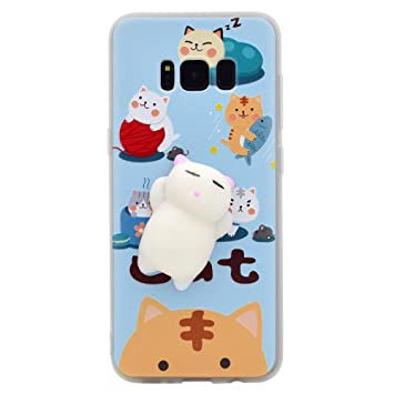 coque samsung s8 silicone animaux