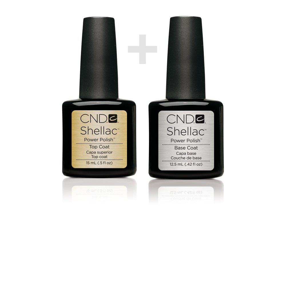 CND Shellac Base+Top coat Kit (big size)