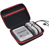 Super SNES Mini Funda Nintendo Classic Bolsa Shell