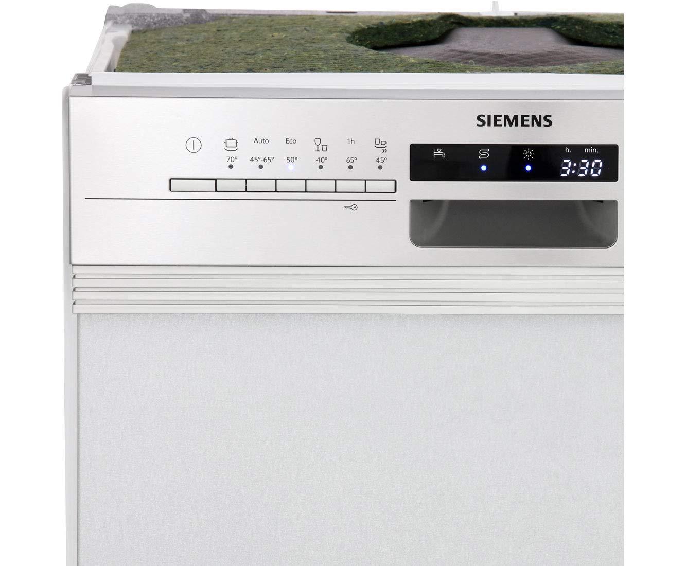 Siemens SN536S04AE lavavajilla 12 cubiertos A++ - Lavavajillas ...