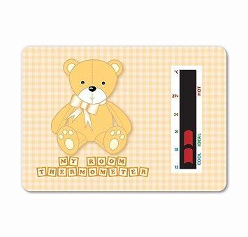 Baby Bär Room Thermometer (braun/beige) U2013 To Help You Halten