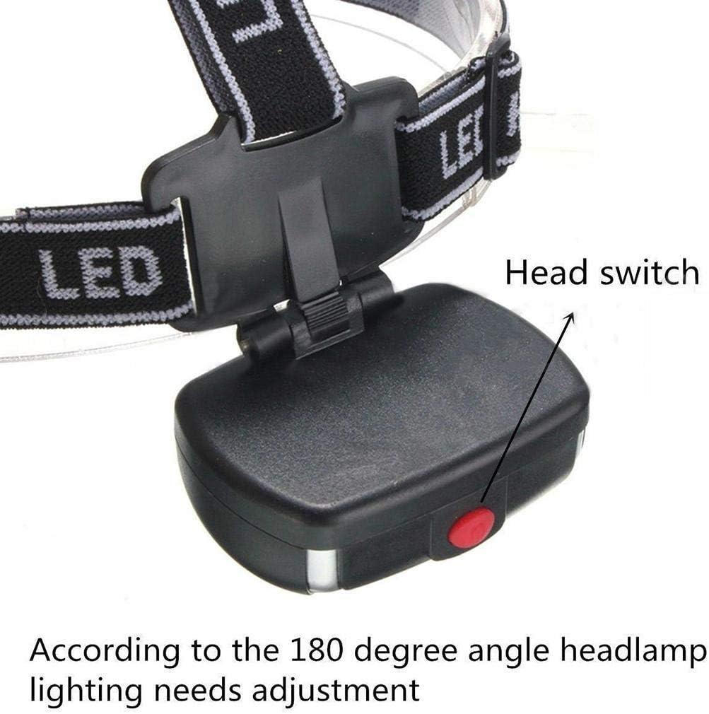 linselles Lampe de Poche de Camping Lampes frontales
