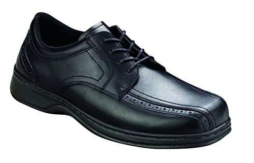 Orthofeet Gramercy Oxford Shoes – Best Dress Shoes for Plantar Fasciitis