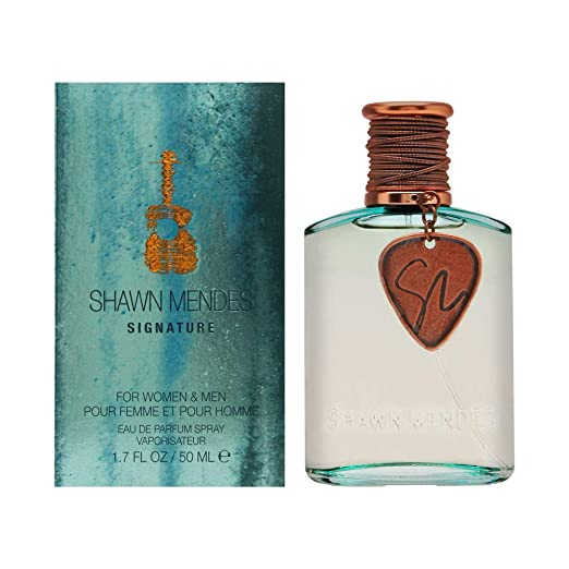 Shawn Mendes Signature for Women & Men Eau de Parfum sciher