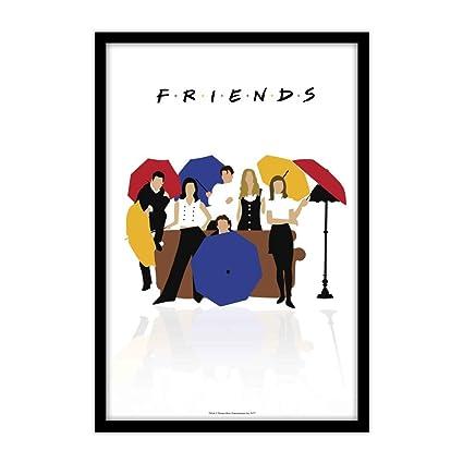 Mc Sid Razz Friends Tv Series Umbrella | Wall Decor | Home Décor ...