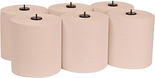 "1-Ply Tork 290094 Premium Extra Soft Matic Paper Hand Towel Roll 7.7/"" Width x"