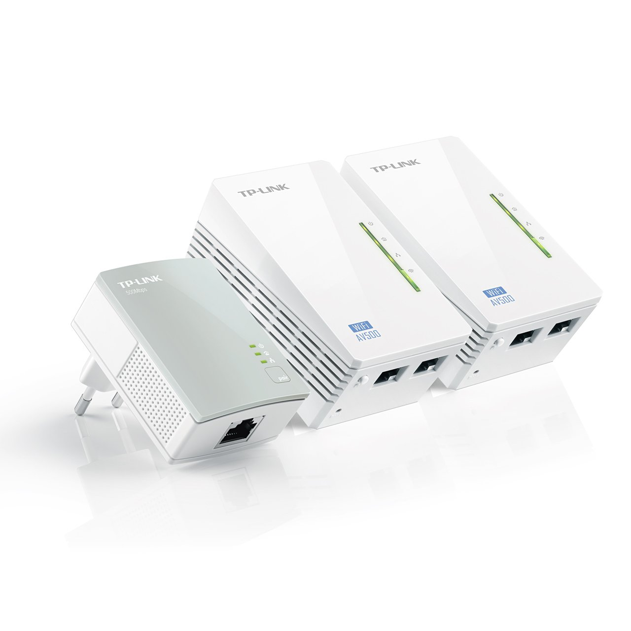 TP LINK TL WPAT KIT Kit extensor de red por línea eléctrica