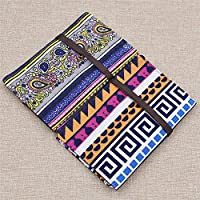 Antique Chinese Cloth Tobacco Pouch for Smoking Men Women DIY Handmade Tools 1X