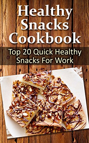 Low Carb Cookbook: Top 20 Quick Healthy Snacks For Work (Low carb recipes, weight loss, lowering cholesterol...) by [Coper, Omo]